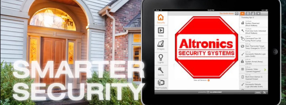 Smarter Security by Altronics